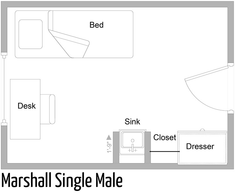 Marshall Single Male